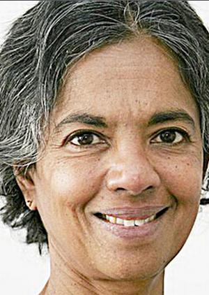 Usha Chakravarthy MD